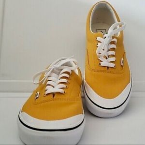 👤VANS ERA TC MANGO MOJITO (YELLOW) TRUE WHITE NEW